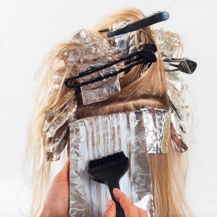 Ile fryzjer bierze za farbowanie?