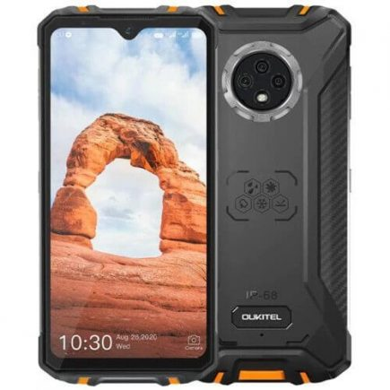Oukitel WP8 Pro 4GB + 64GB NFC Pomarańczowy